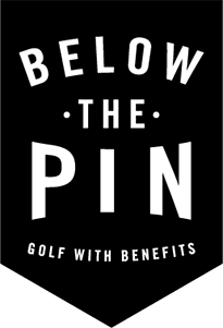 Below the Pin